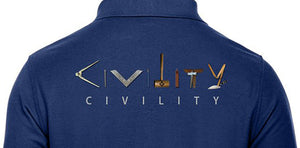 Civility Polo Shirt