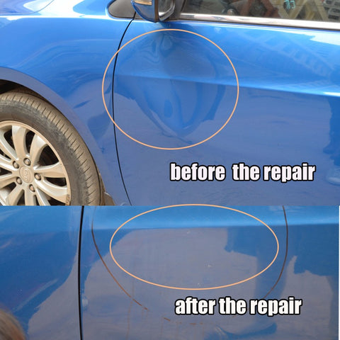 car door dent experts auto removal repair doors remove from houston paintless and ding