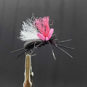 Pink Pookie Fly Pattern by Patricia
