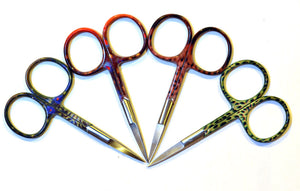 "GreenCaddis TroutSkin 4"" All Purpose Scissor"