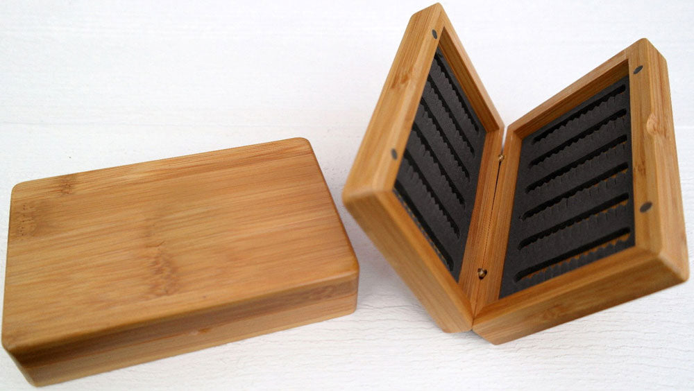 Bamboo Fly Box