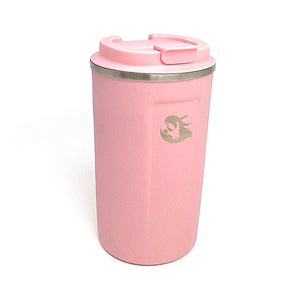 Vacuum Insulated Pink Stainless Steel Tumbler