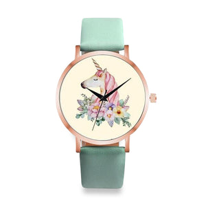 Mint Green Unicorn Watch - Unicornabilia