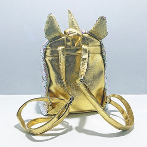 Unicorn Sequin Backpack - Unicornabilia
