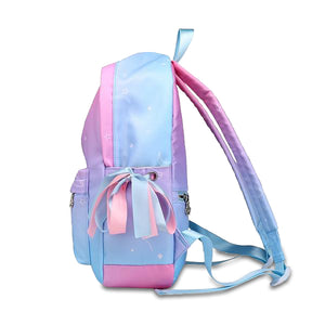 Unicorn Queen Pink/Blue Ombre Backpack - Unicornabilia