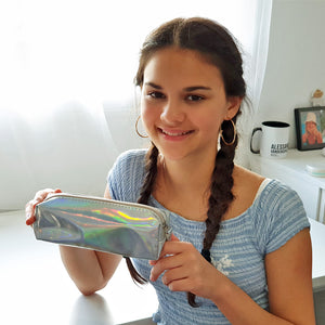 Holographic Pencil Case - Unicornabilia