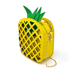 Pineapple Crossbody Bag - Unicornabilia