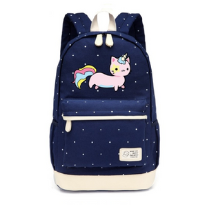 Unicorn Cat Backpack - Unicornabilia