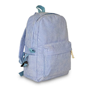 Corduroy Pastel Backpack