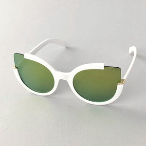 Mod Cat Eye Sunglasses - Unicornabilia