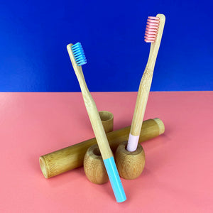 Bamboo Toothbrush (Set of 4) - Unicornabilia