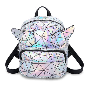 Geometric Wings Mini Backpack - Unicornabilia