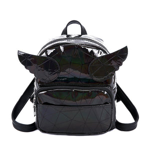 Geometric Wings Backpack - Unicornabilia