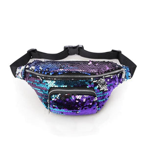 Mermaid Sequin Fanny Pack - Unicornabilia