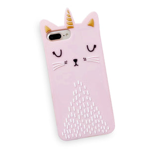 Unicorn Cat Phone Case for iPhone 8/8 Plus - Unicornabilia