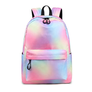 Pastel Dreams Rainbow Backpack