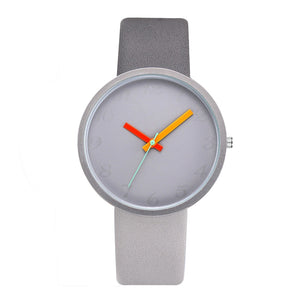 Minimalist Grey Watch - Unicornabilia