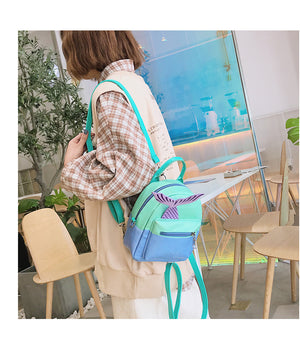 Mermaid Tail Mini Backpack - Unicornabilia