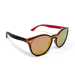 Polarized Bamboo Sunglasses - Unicornabilia
