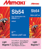 Mimaki SB54 Dye Sublimation Ink, 440ML, I-SB54-X-44