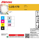MIMAKI LUS-170 UV CURABLE INK 1L BOTTLE