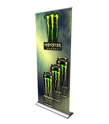 HD Retractable Banner Stand 36