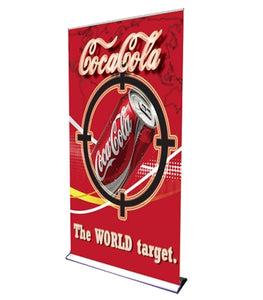 HD Retractable Banner Stand 48""