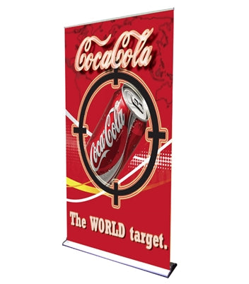 HD Retractable Banner Stand 48
