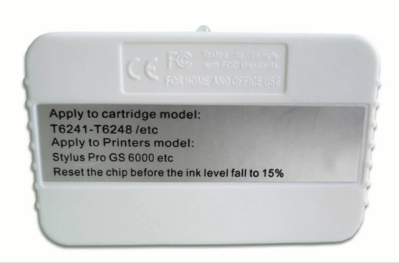 Chip Resetter for Epson GS6000 Ink Cartridge