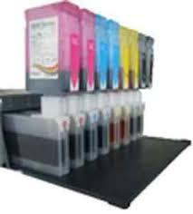JETBEST MAX2, BULK INK SYSTEM FOR ROLAND RF-640 (ECO SOL MAX2)