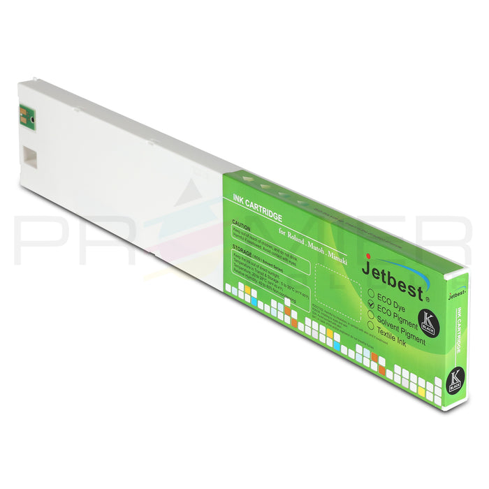 JETBEST ULTRA, 440ml Eco Solvent Ink Cartridge for Mutoh Valuejet 1204, 1304, 1604, 1614, 2606