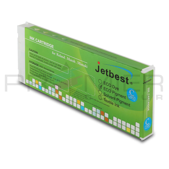 JETBEST 220ml Eco Solvent Ink Cartridge for Roland Eco Sol Max Printer