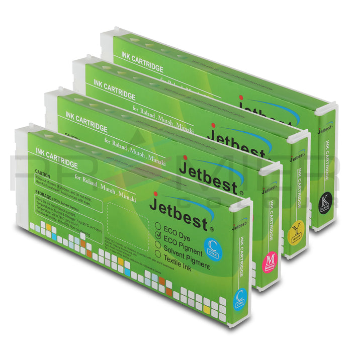 JETBEST MAX, 220ML CART. FOR ROLAND ECO SOL MAX PRINTER