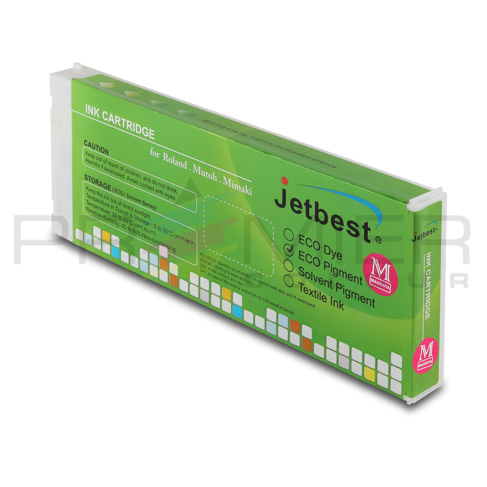 JETBEST MAX, 220ML CART. FOR ROLAND BN, SC, XC, XJ, RS, VP, SP MODELS