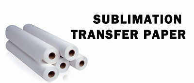 Premium High Tack, Dye Sublimation Transfer Paper