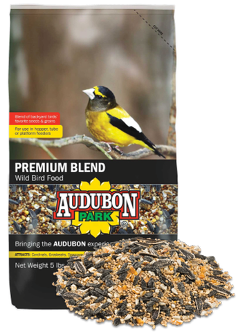 Premium Blend Wild Bird Food