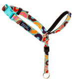 Petsafe Chic Gentle Leader Quick Release Donuts Headcollar and Leash for Dogs