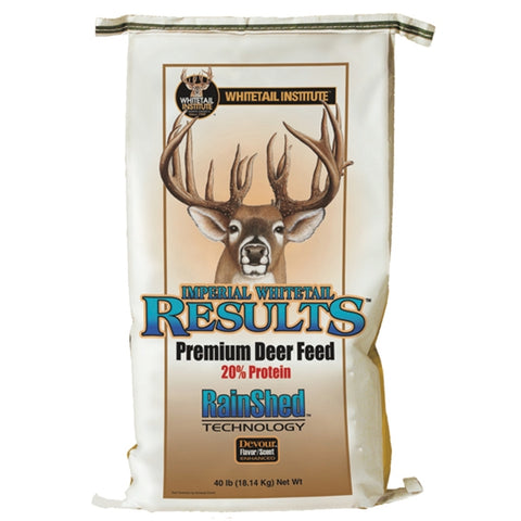 Imperial Whitetail Results