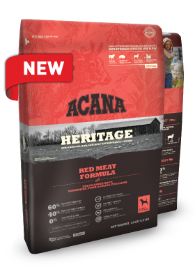 Acana Red Meat Formula For Dogs