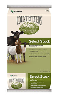 Country Feeds Select Stock Feed