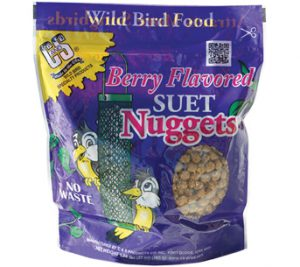 Berry Flavored Nuggets