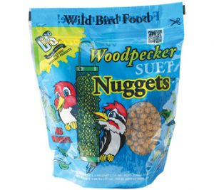 Woodpecker Suet Nuggets Wild Bird Food