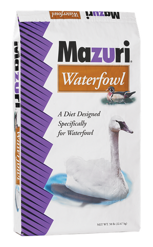Mazuri® Waterfowl Maintenance