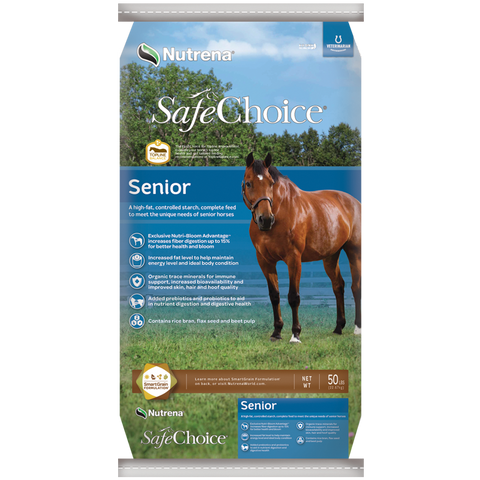 SafeChoice Senior Horse Feed