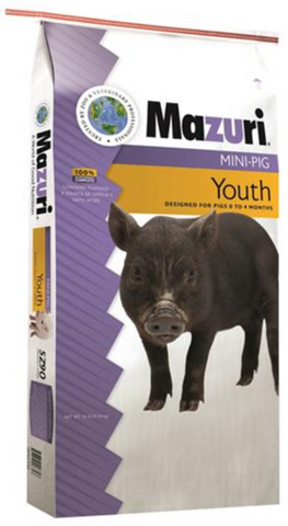 Mazuri® Mini Pig Youth