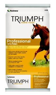 Triumph Professional Horse Feed