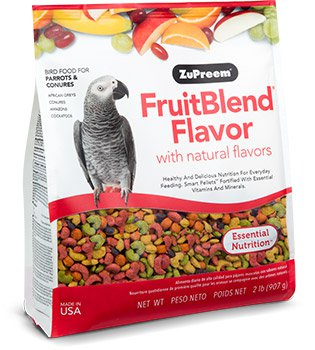 FruitBlend® Flavor with Natural Flavors For PARROTS & CONURES