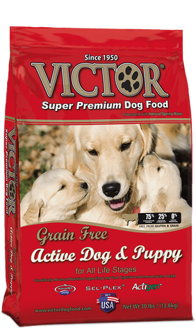 Victor Grain Free Active Dog & Puppy Formula