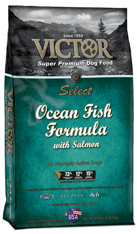 Victor Ocean Fish Formula with Salmon For Dogs