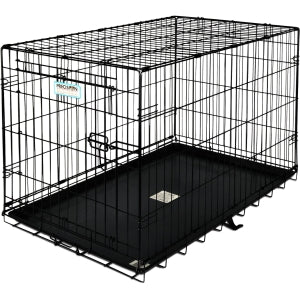 Precision Pet ProValu 1 Door Wire Crate For Dogs